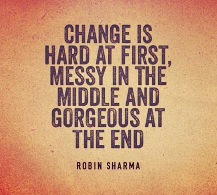 change, robin sharma