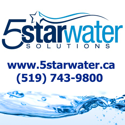 5 Star Water Solutions, Kitchener