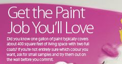 Spruce up Your Space with New Paint