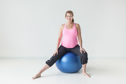 Pelvienne Wellness, Ball Exercises, Pelvic Floor