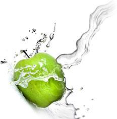 clean water, antioxidants, alkaline