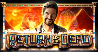 Slot Pragmatic Play Return of the Dead
