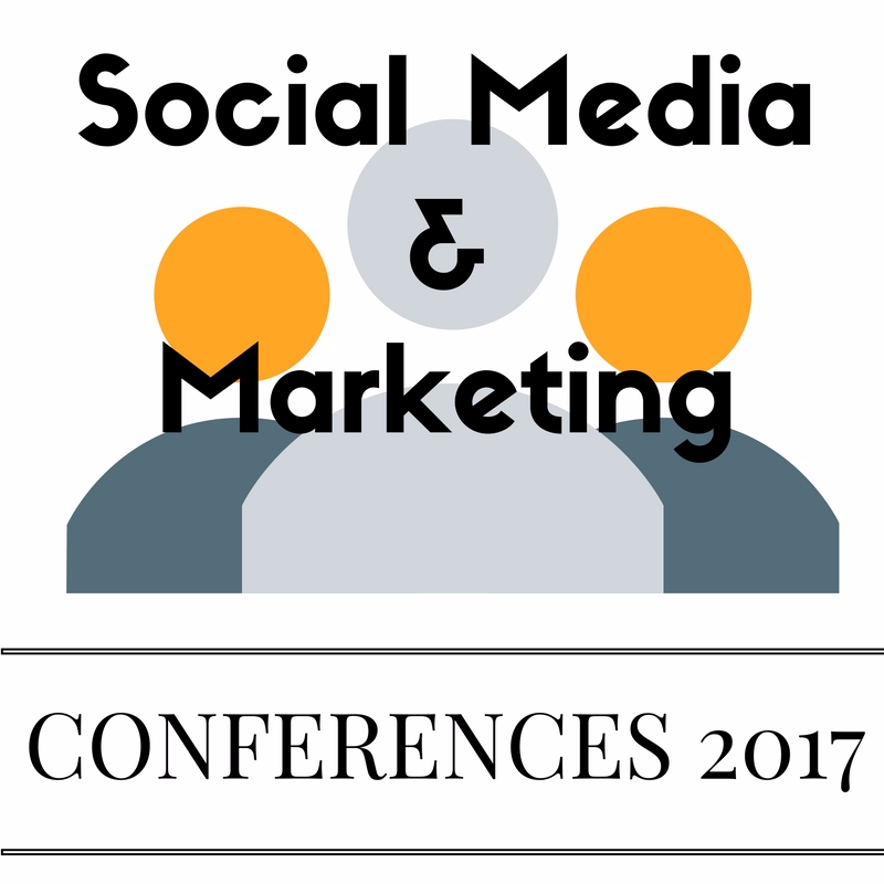 Social Media & Marketing Conferences & Keynotes