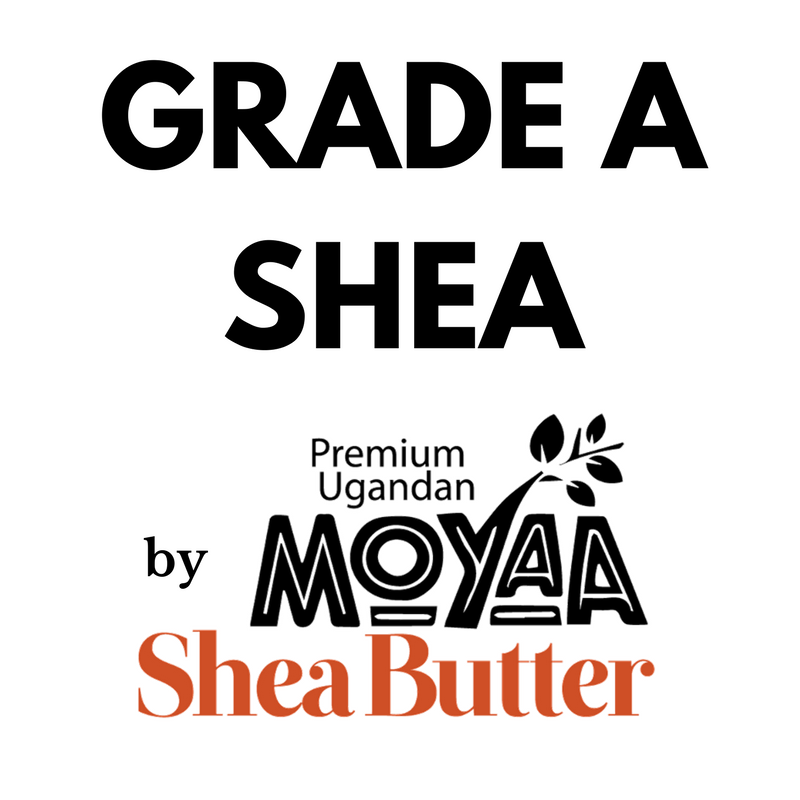 Grade A Shea Butter & More - By Moyaa Shea