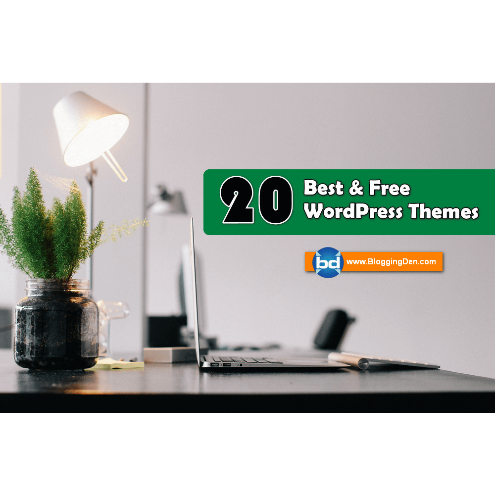 20 Best WordPress Free Themes For Creating A Beautiful Website In 2018