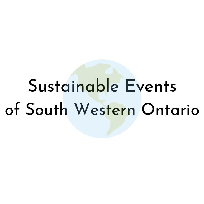 Sustainable Events of South Western Ontario