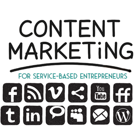 Confident Content Creation for Service-Based Entrepreneurs