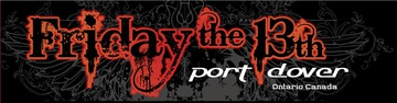 Word Association: Friday the 13th = Port Dover, Ontario