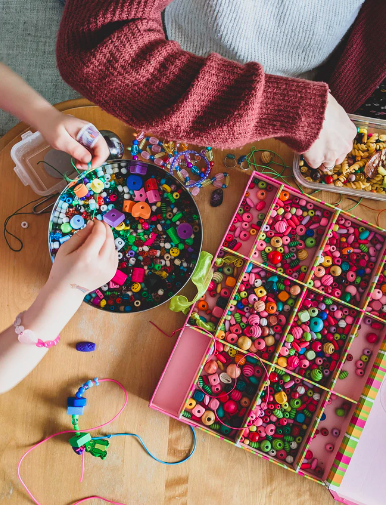 Childrens Crafts - Their Importance & Value For Healthy Development