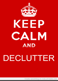 ORGANIZING TIPS FOR CANADA'S 3RD SEASON…DE-CLUTTERING!