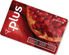 earn pc points from groceries