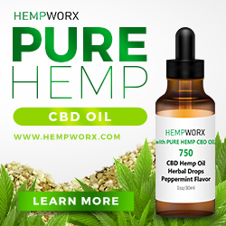 Nature's Way by Kim Galbraith, CBD, Pure Hemp Oil
