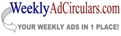 weeklyadcirculars.com your weekly ads in 1 place weekly sale flyers