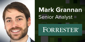 Mark Grannan - Senior Analyst Serving Application Development & Delivery Professionals - Forrester keynote speaker modern markeing world las vegas