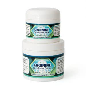 Arginine Circulation Cream