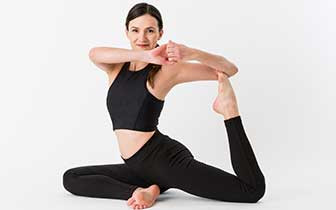 yoga, yoga with adriene, flexible, fun
