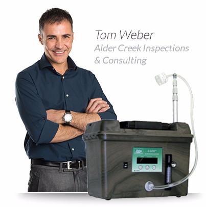 Tom Weber, Alder Creek Inspections & Consulting