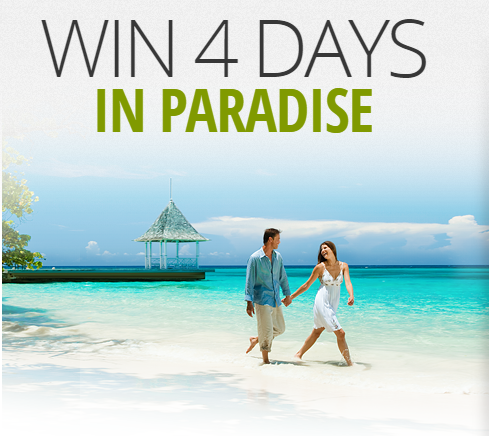 win a trip with sandals or beaches