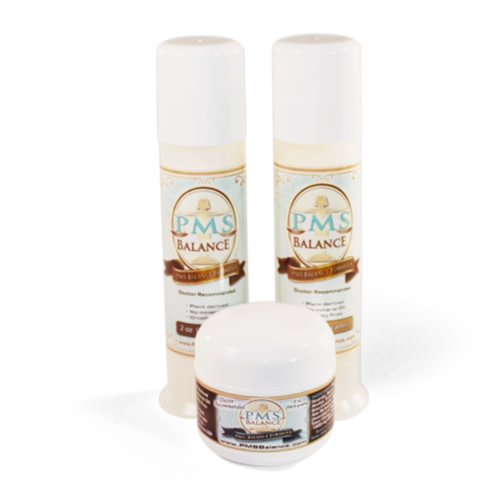 PMS Balance cream by Whole Family Products