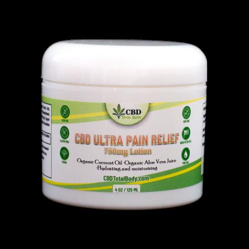CBD Ultra Pain Relief Cream