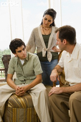 Teen, Teens, Young Adult, Young Adults, Talking to teens, Teenagers, Divorce, Separation, Divorcing, Separating, the Conversation