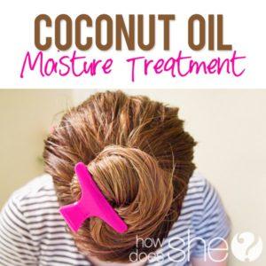 coconut oil hair treatment, coconut oil, coconut oil for hair, hair care, hair treatment