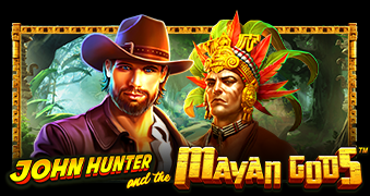 Slot Pragmatic Play John Hunter and the Mayan Gods