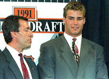 The Impact and Legacy of Eric Lindros