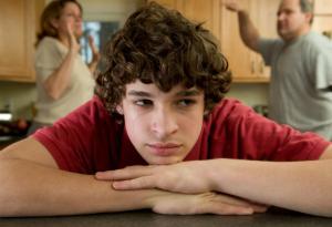Teens, Talking to teens, Divorce, Separation