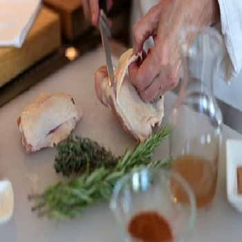 How to Make Roasted Chicken Thighs