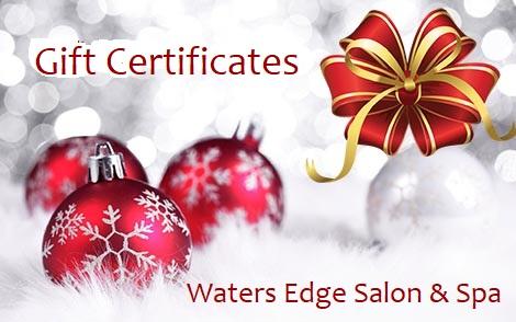 Waters Edge Salon and Spa, Burlington