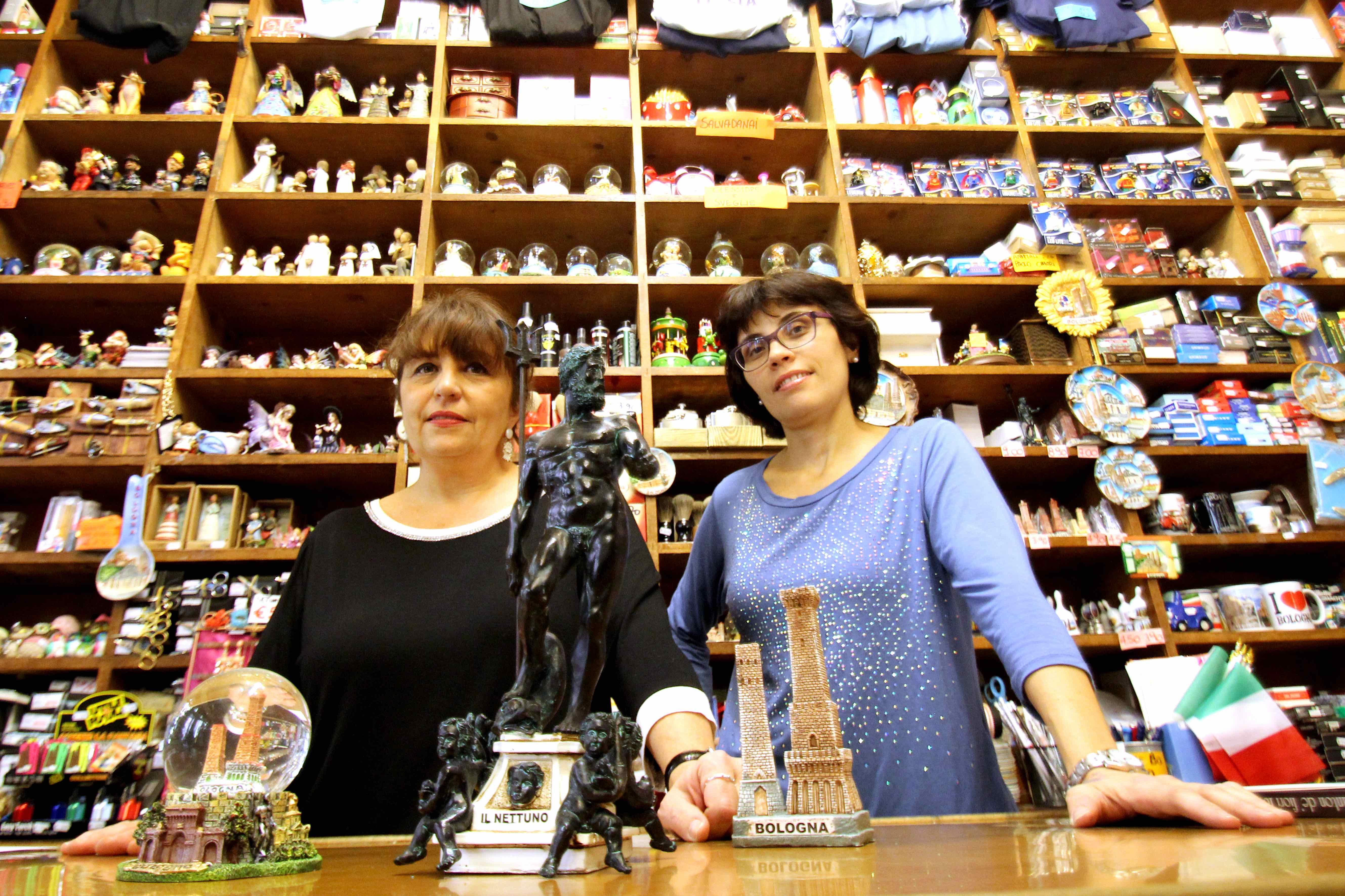 Maria Grazia e Coralba