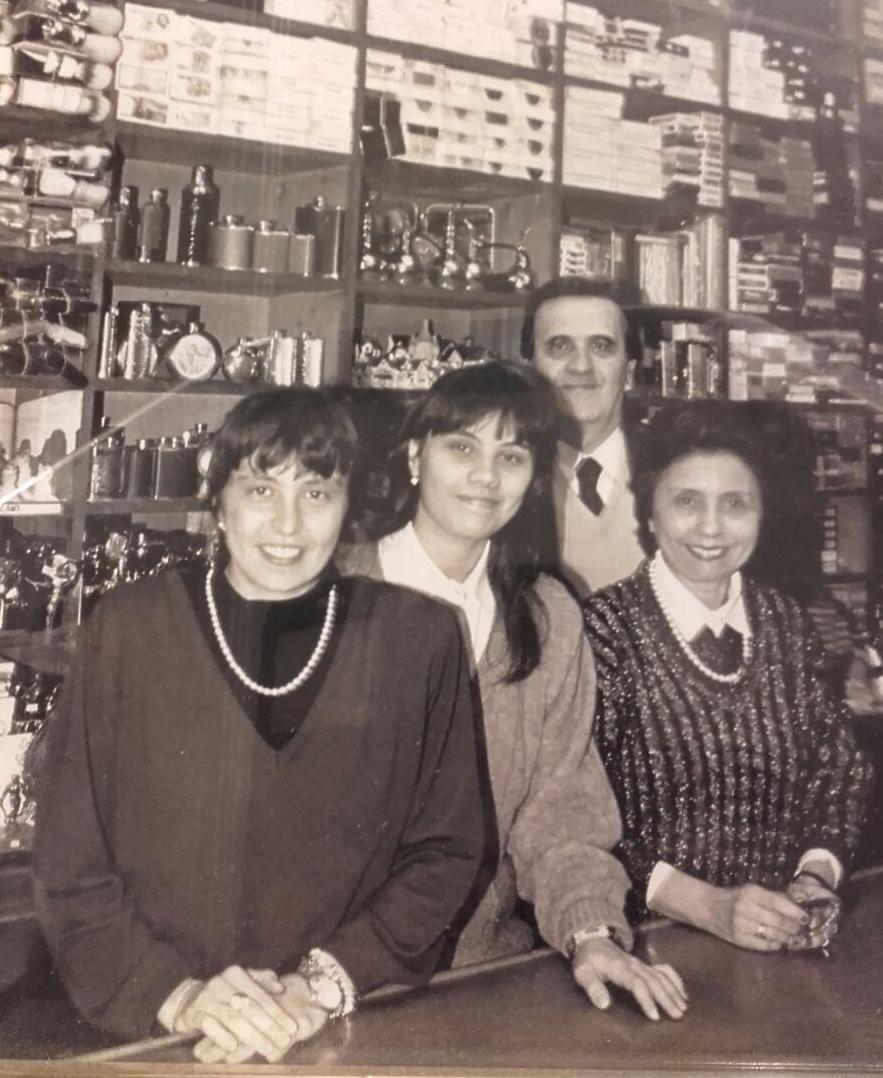 Famiglia Sancini 1994