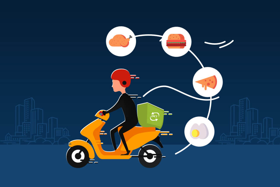 Food Delivery App Model