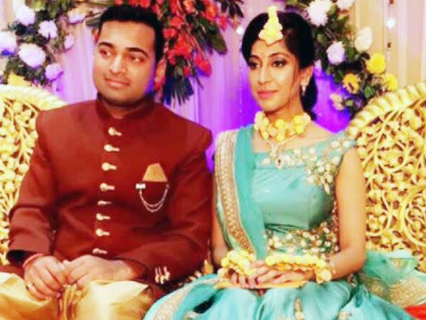 Indian marriage matrimonial matrimony sites match making services jyoti and rahul ccuart Image collections