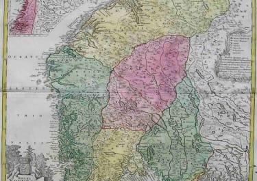 NORWAY REGNI NORVEGIAE