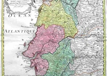 PORTUGAL REGNUM PORTUGALLIAE