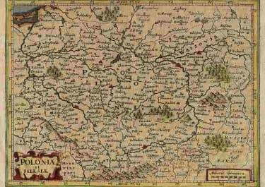 POLAND POLONIA ET SILESIA