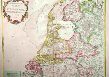 HOLLAND LES PROVINCES UNIES DE PAYS BAS