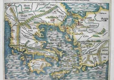 GREECE PTOLEMAIC NEW GREICHENLANDT