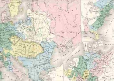 EUROPE 1715-1789