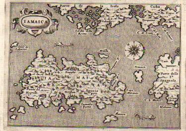 JAMAICA DESCRITTIONE DELL'ISOLA IAMAICA