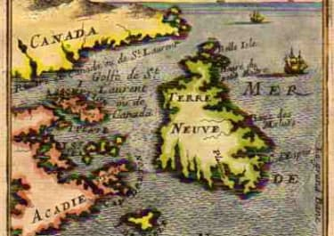 NEWFOUNDLAND ISLE DE TERRE NEUVE
