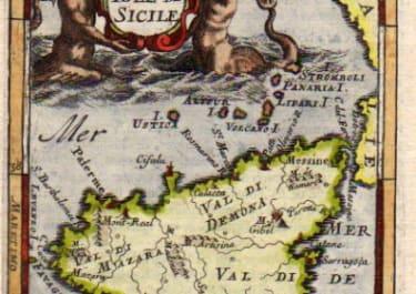 SICILY ISLE DE SICILE