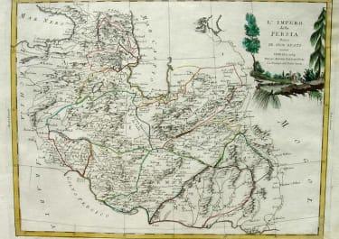 PERSIA IRAN L'IMPERO DELLA PERSIA