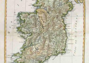 IRELAND ROYAUME D'IRLANDE