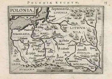 POLAND LITHUANIA POLONIA