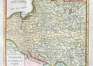 POLAND LITHUANIA POLOGNE