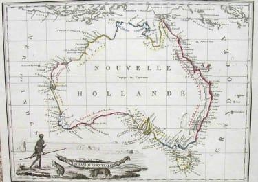 AUSTRALIA OCEANIQUE CENTRALE