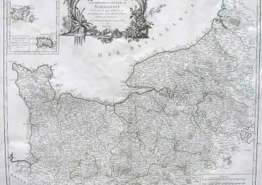 NORMANDY GOUVERNMENT GENERAL DE NORMANDIE